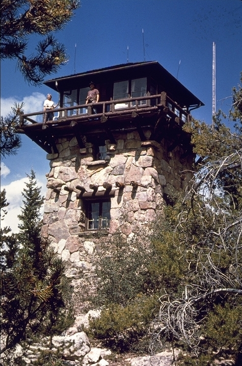 Colorado Utah Chapter Shadow Mountain Lookout