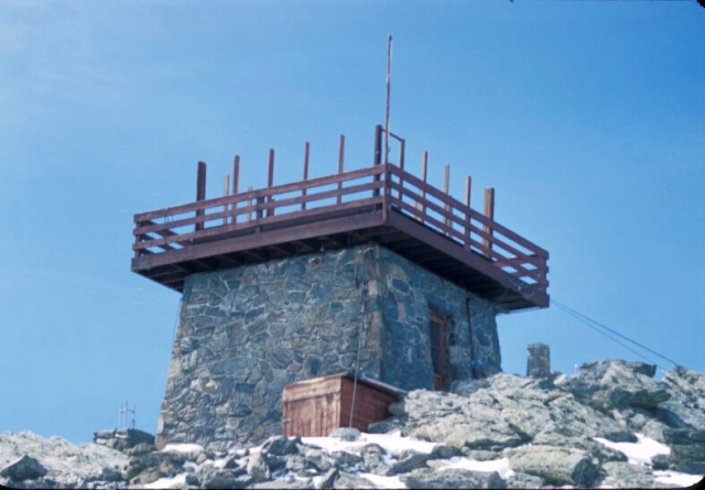 Colorado Utah Chapter Squaw Mountain Lookout