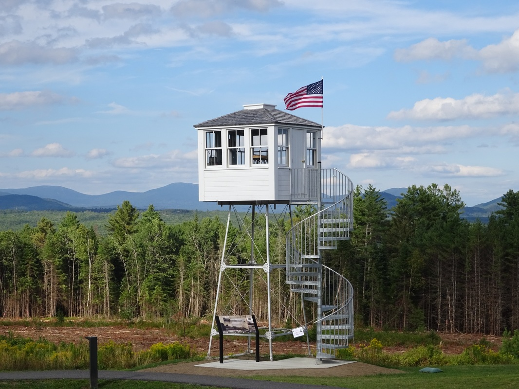 Lookout Tower Plans Newsroom